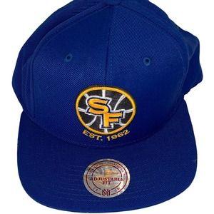 SF GOLDEN STATE WARRIORS Snapback Cap Blue NBA